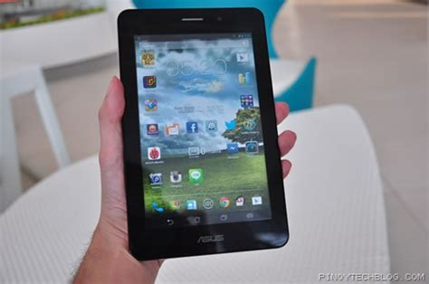 Tablet Android 7 Inchi Asus Fonepad 7 asus fonepad 7 inch phone tablet set to arrive this month tech