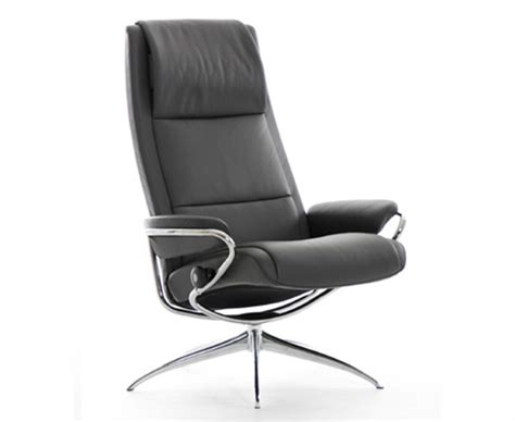 high back recliner chairs ekornes stressless paris high back leather recliner and