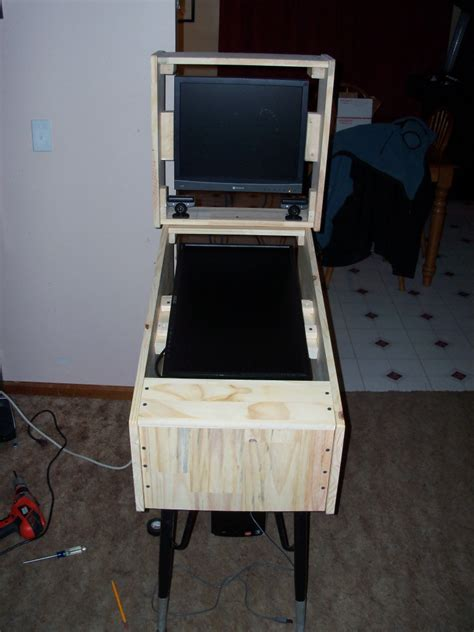Cabinet Pins by Tredog S Mini Pin Arcade Cabinet Hyperpin Cabinet Forum