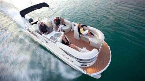luxury inboard pontoon boats 187 avalon ambassador 27 pontoon boat goes art deco