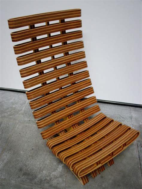 plywood design plywood chair by sisto tallini design milk
