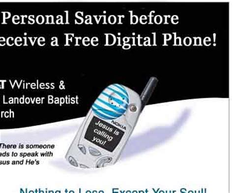 get a free phone accept jesus get a free phone