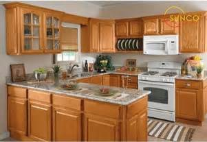 light oak kitchen cabinets for the home