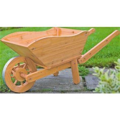 Garden Wooden Wheelbarrow Planters by Wooden Wheelbarrow Planter Argos Woodworking Projects