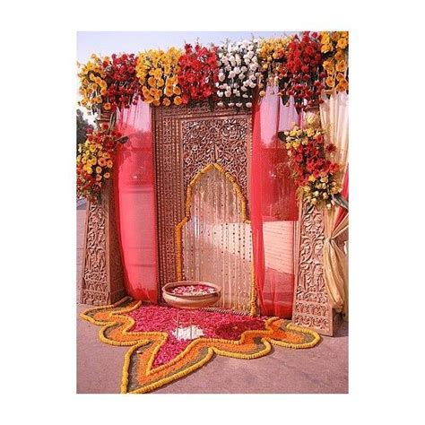 17 Best ideas about Indian Wedding Stage on Pinterest