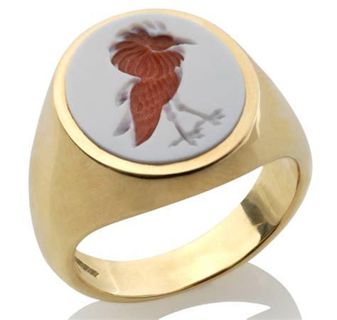 ruffs signet rings