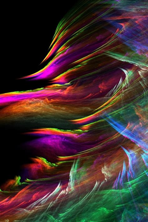colorful wallpaper for iphone 4 640x960 abstract colors iphone 4 wallpaper
