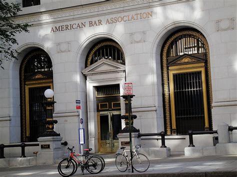 Mba Bar Association by The American Bar Association Stifles Education