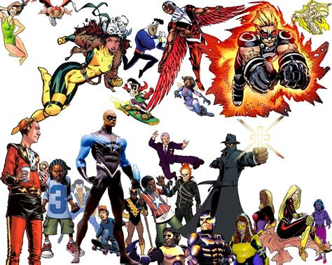 pictures of comic book characters baptist superheroes villains other comic book characters