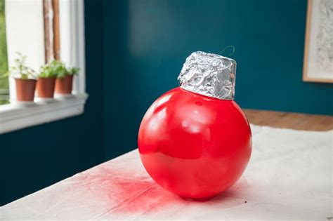 do it yourself outdoor oversized ornaments ornament