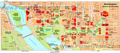 washington dc city layout map seth saith proper capitalization a seth saith travel
