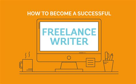 Make Money Freelance Writing Online - make money online how to become a successful freelance writer infographic