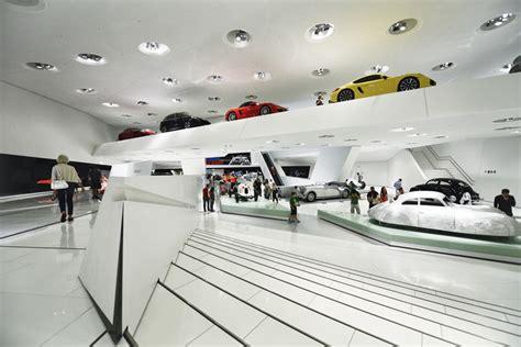 delugan meissl porsche museum karatzas highlights the architecture of delugan meissl s