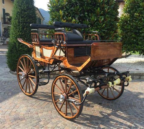 cavalli carrozze bagozzi carrozze vendita commercio carrozze cavalli