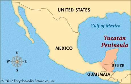 america map yucatan peninsula map of central america yucatan peninsula my