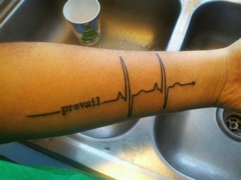 heartbeat rhythm tattoo 157 best images about ems tattoos on pinterest chicago