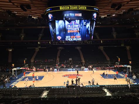madison square garden madison square garden new york knicks stadium journey