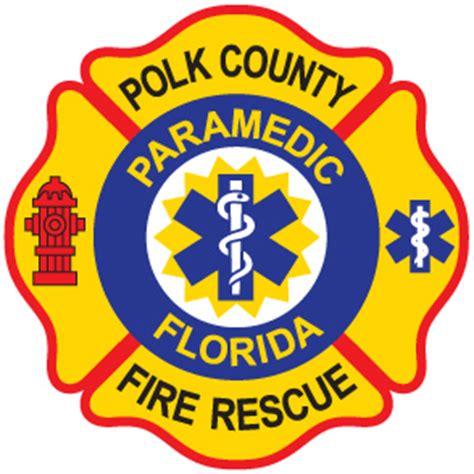 design lab polk county paramedic patch polk county fire polk county fire rescue