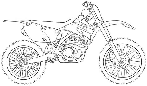 motorcycle coloring pages pdf colouring pages transportation motorcycle printable for