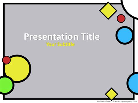 powerpoint scrapbook template free more powerpoint templates themes ppt