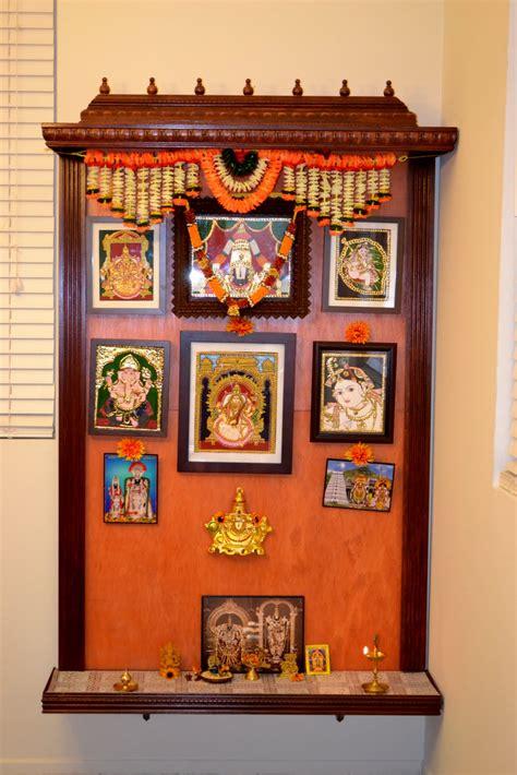 decorated pooja mandap visual taste
