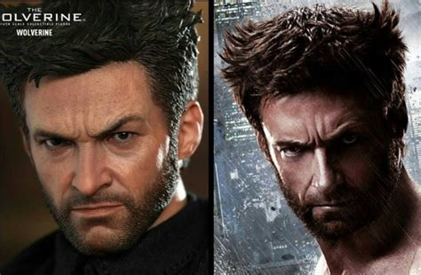 Play Sculpt Hugh Jackman Hs 16 Figure toys the wolverine 1 6 figure revealed up for order