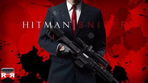 hitman apk hitman sniper mod apk data obb free megahax