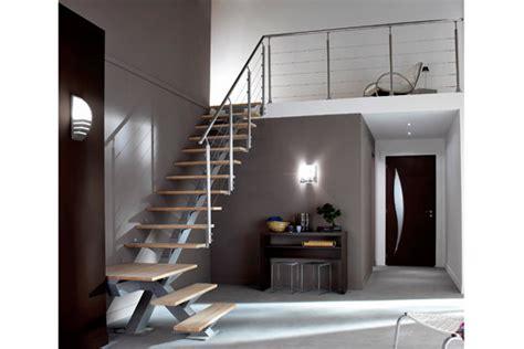 Escalier Droit Bois 7899 sy m photos de mon salon en cours besoin de conseils