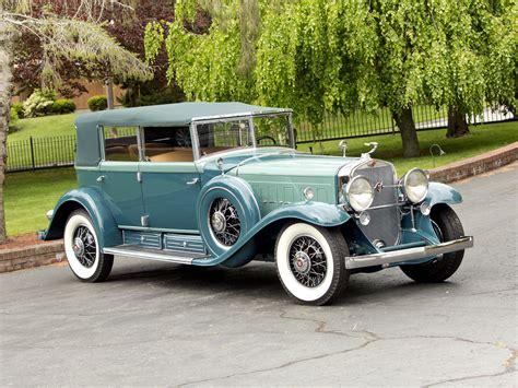 1930 Cadillac V16 by 1930 Cadillac V16 All Weather Phaeton Fleetwood Luxury