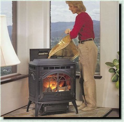 gas fireplace vs pellet stove fireplaces