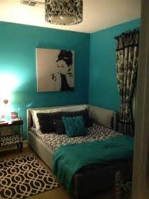 Teal Bedroom Ideas Teal Black White And Gray Bedroom I Decoupaged Everything My Will Hear About This