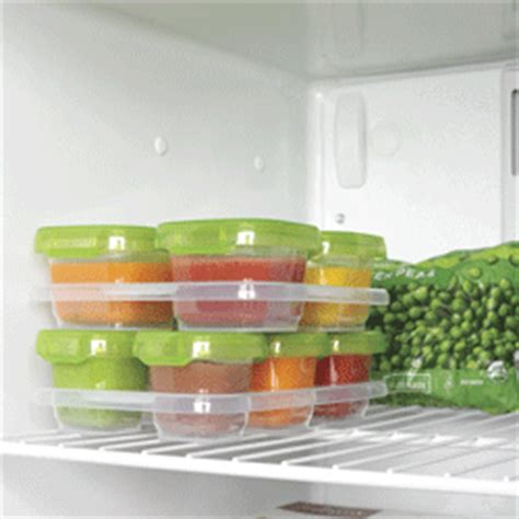 freezer storage containers for baby food oxo tot provides thoughtful products that help guide