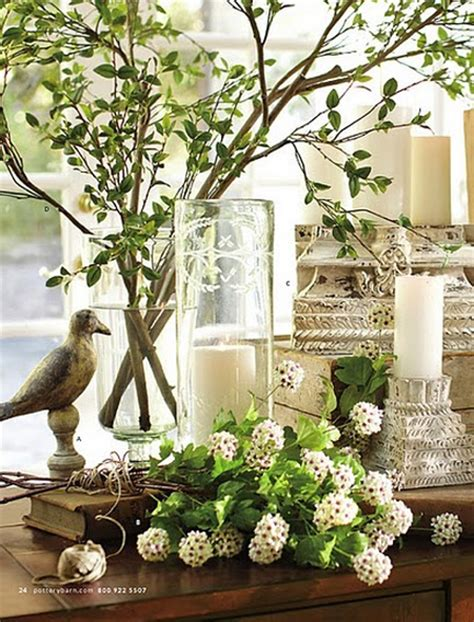 vignette decorating ideas for the decorating files