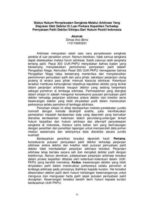 Undergraduate Thesis Adalah | undergraduate thesis