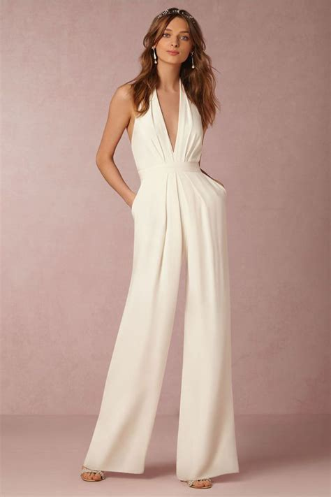 Jumpsuit Dress 10 chic wedding jumpsuits that will make you rethink your