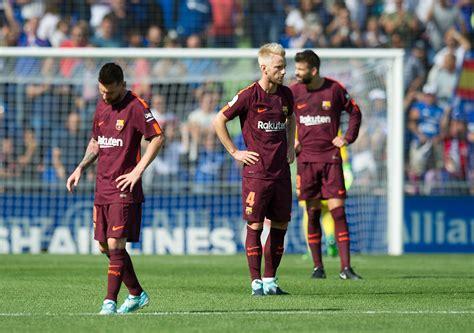 barcelona di liga chion 2017 3 things we learned getafe cf vs fc barcelona 2017 18 la liga