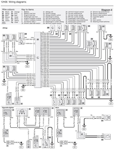 renault grand espace wiring diagram wiring diagram manual