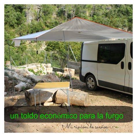 toldos para furgonetas furgonetas caravanas toldos baratos araba pinterest