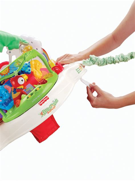 best bouncy seat best bouncy seat baby from the fisher price rainforest