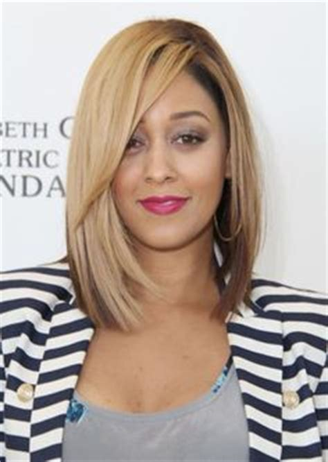 tia mowry long straight hair extensions hairstyle hot long bob hairstyles to copy this year long bob haircuts