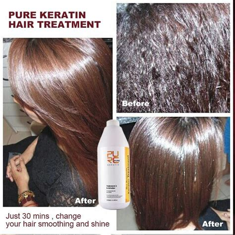 professional treatments for damaged hair purc shoo for keratin hair treatment hair care set hot