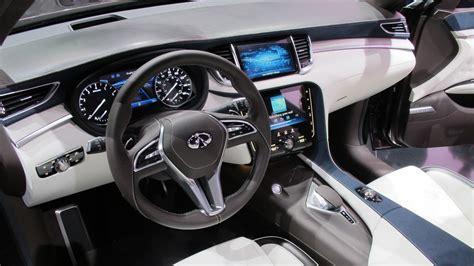 infiniti 2018 qx50 2018 infiniti qx50 concept interior and exterior