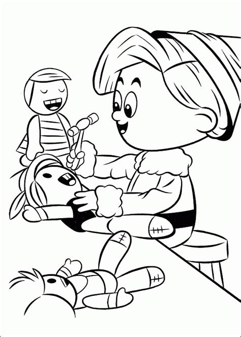Rudolph Coloring Pages Coloringpagesabc Com Rudolph Reindeer Coloring Pages