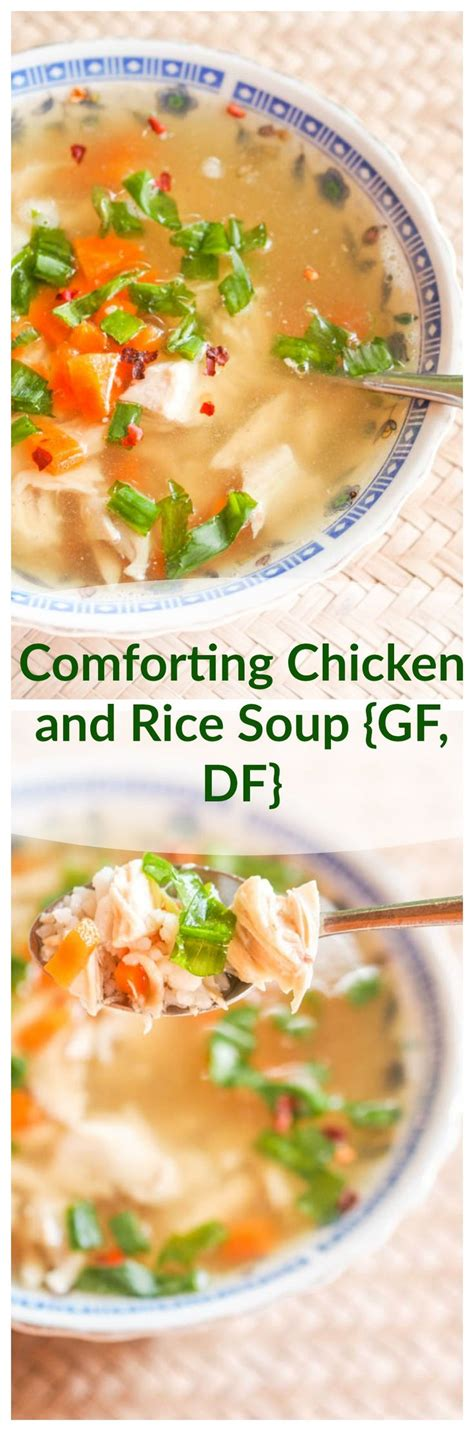 comforting chicken soup comforting chicken and rice soup with homemade chicken