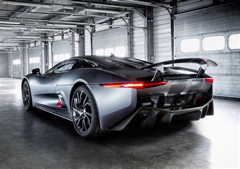 jaguar cx75 specification soon into production