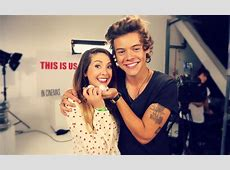 Zoella | Meeting One Direction Zoella And Harry Styles Manip