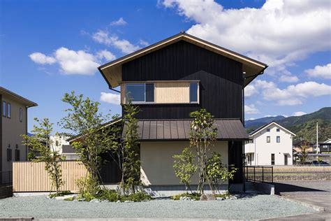 modernes japanisches haus stylish synergy modern japanese home with a view of