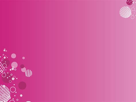 cute pink background for powerpoint presentation