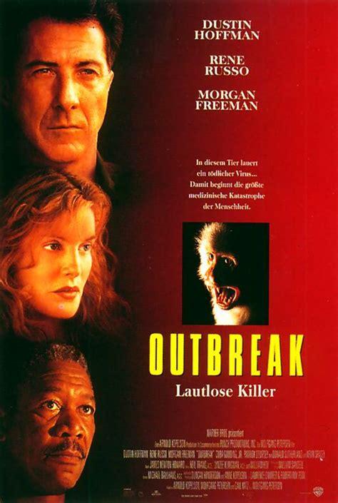 Plakat Filmu Kiler by Filmplakat Outbreak Lautlose Killer 1995 Filmposter