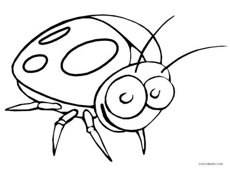 garden bugs coloring page garden bug coloring pages